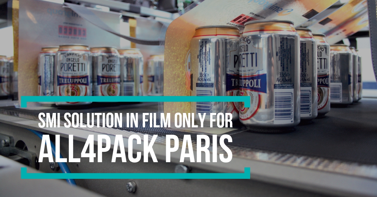SMI solution in film only for All4Pack