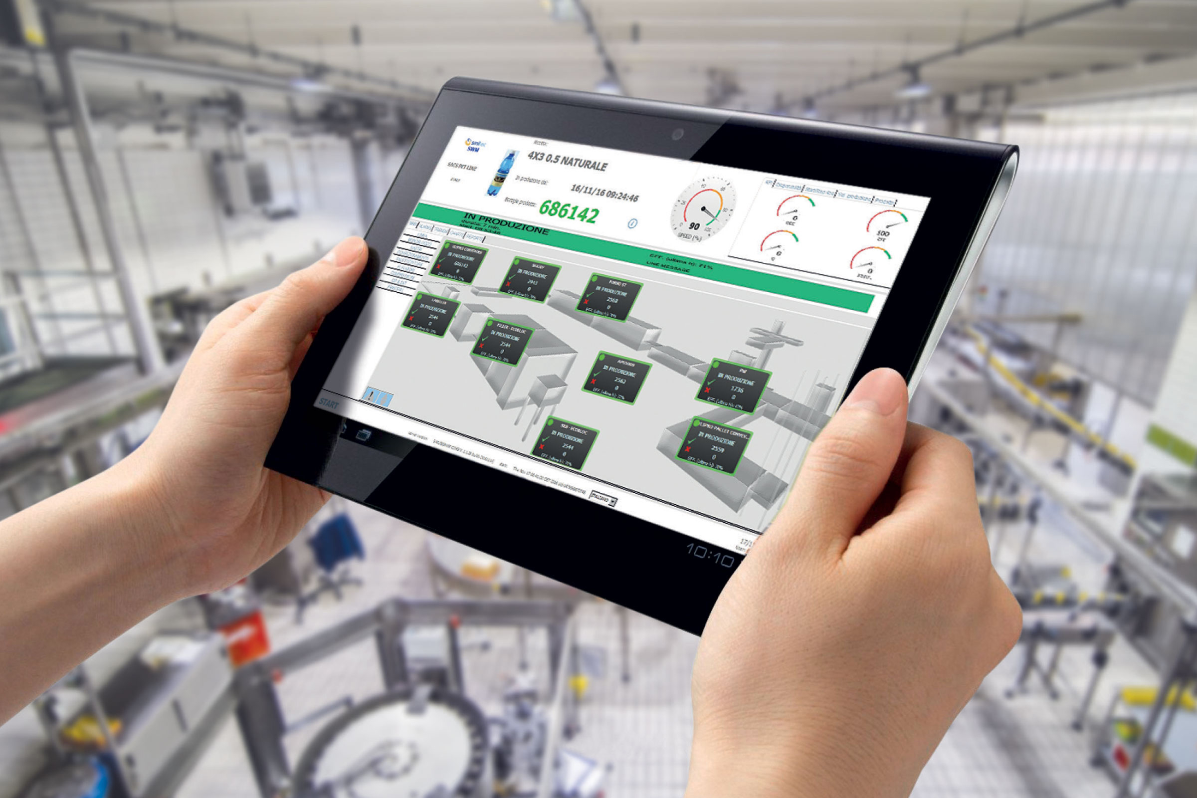 The new age of smart manufacturing