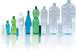 Producing PET bottles in a small space? Compact EBS K