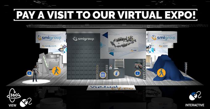 SMI goes virtual…