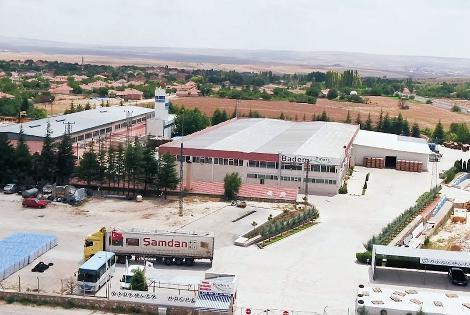 Turquía - Badem Pinari