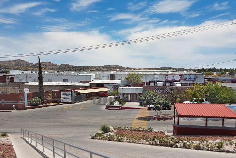 México: Bebidas Refrescantes de Nogales