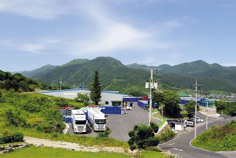 Sansu Beverage Co Ltd - Corea del Sur