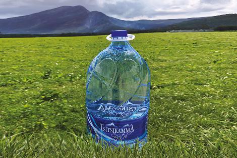 Sudáfarica - Tsitsikamma Spring Water