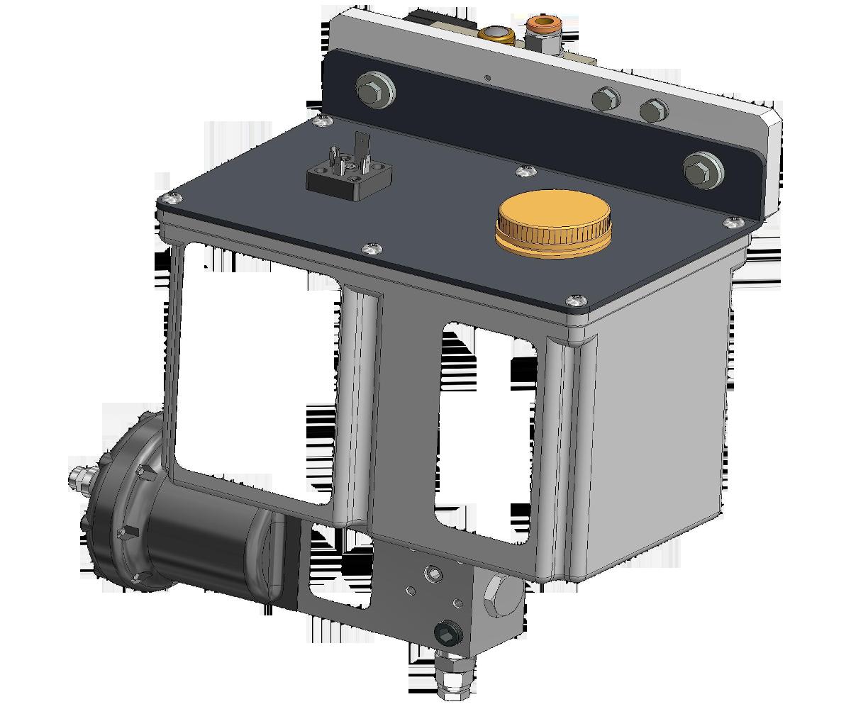 ZF010022 - Lubricación automática del horno