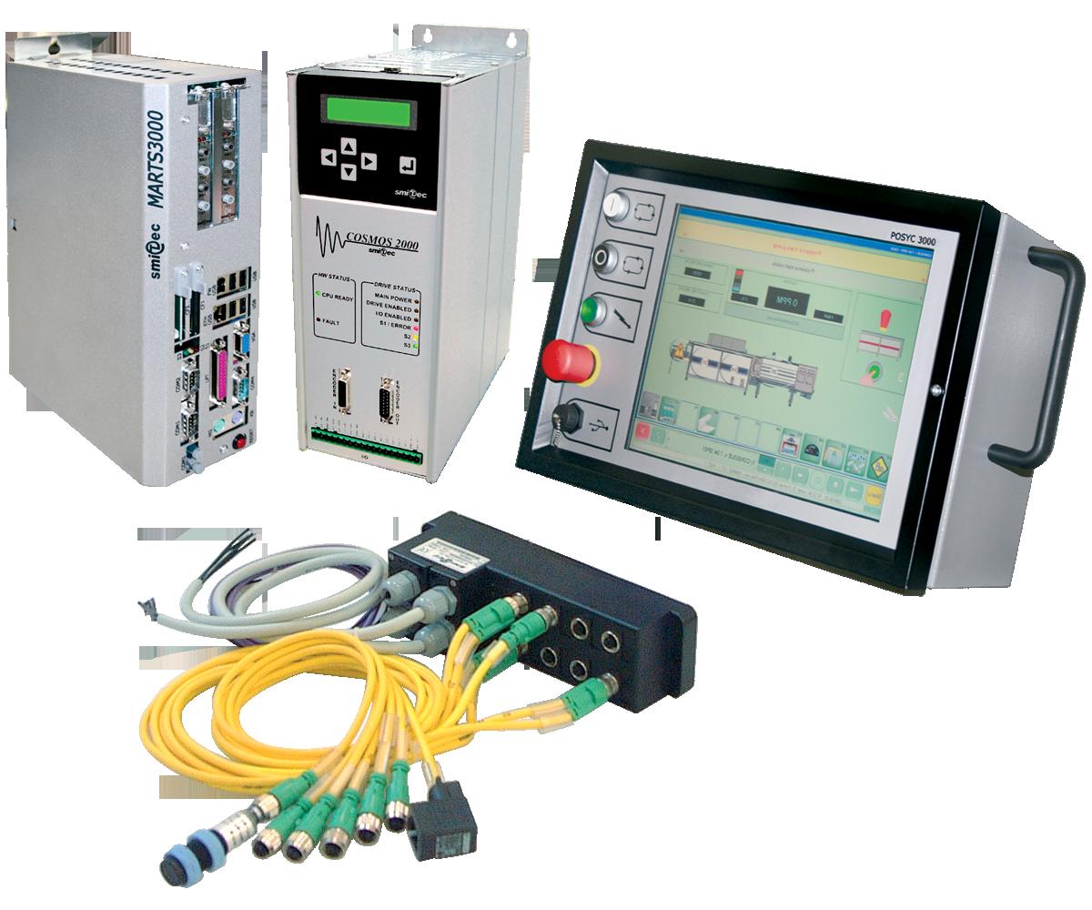 ZF010066/88 - Actualización del sistema de control para la versión 3000