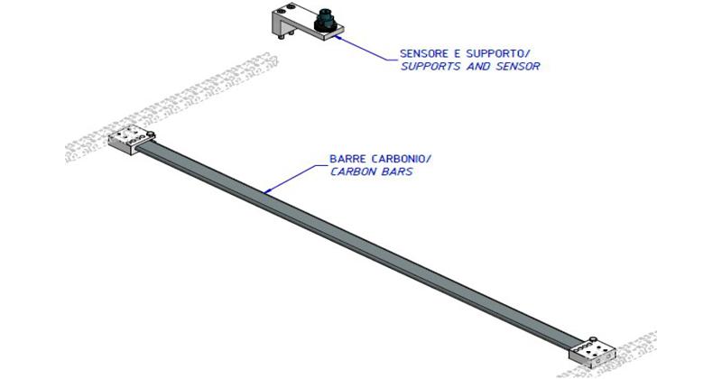 ZF010122 - Remplazo de las barras del envolvedor con barras de carbon-made model
