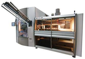 Estiro-sopladoras rotativas para contenedores PET 5-10 L
