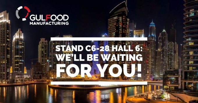 Gulfood 2019! SMI will be waiting for you