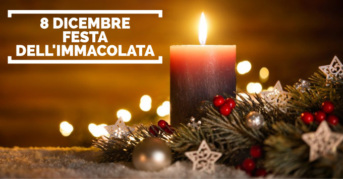 Immaculate Conception Day - SMI is closed for holidays