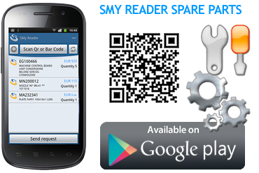 Newsletter N° 5/2012 - Smy Reader! The Android App which simplifies the spare parts demand