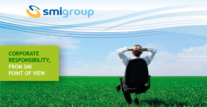 Corporate responsibility, from SMI point of view