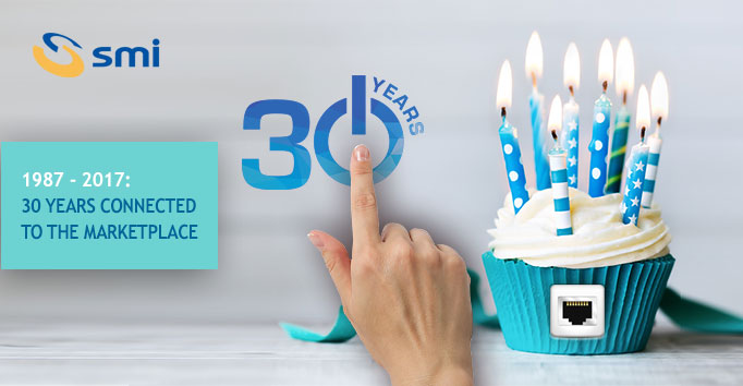 SMI: 30 years connected to the marketplace