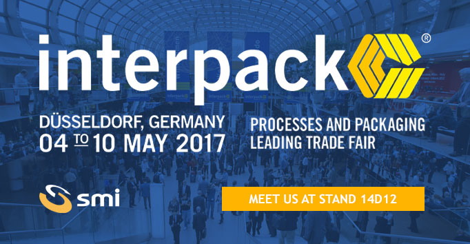 Interpack 2017: find out SMI innovations for Industry 4.0